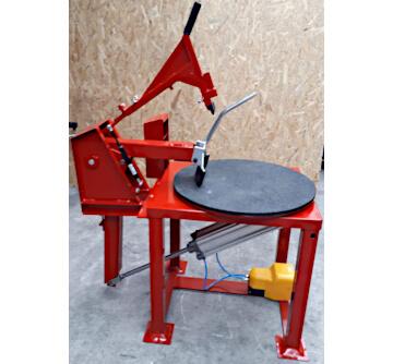 Maszyna do zbijania opon z felg COT-1